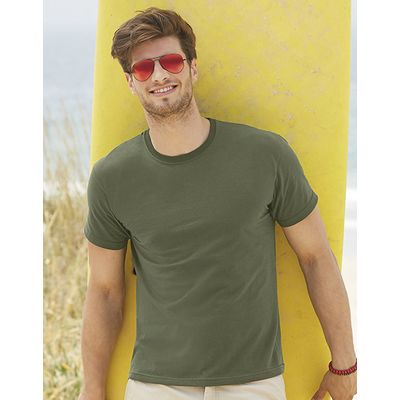 Herren - T-Shirt - FotL - Valueweight Fitted Miniaturansicht
