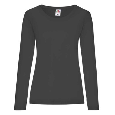 Damen - Longsleeve - FotL - Valueweight Miniaturansicht