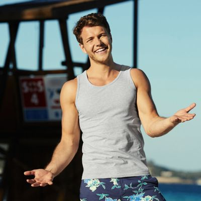 Herren - Tank Top - FotL - Valueweight Miniaturansicht